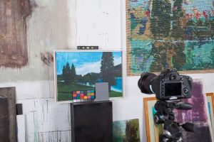 סטודיו תומאס, צילום רפרודוקציה, צילום ציורים, צילום חפצי אמנות