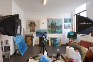 צילום רפרודוקציה, צילום ציורים, צילום חפצי אמנות
